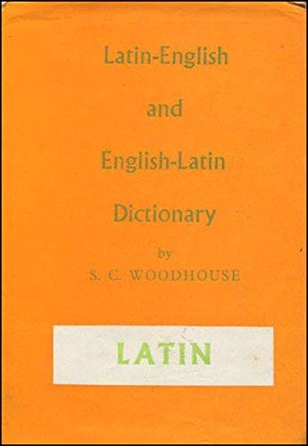 9780710023254: The Englisman's Pocket Latin-English and English-Latin Dictionary