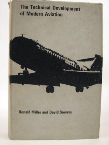 9780710028815: Technical Development of Modern Aviation