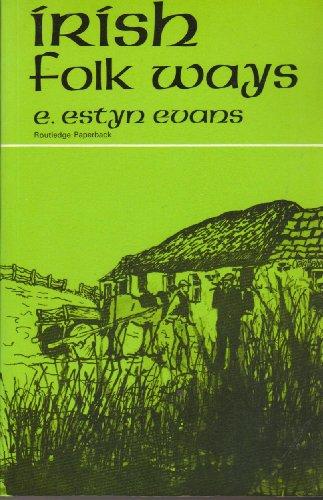 9780710028884: Irish Folk Ways