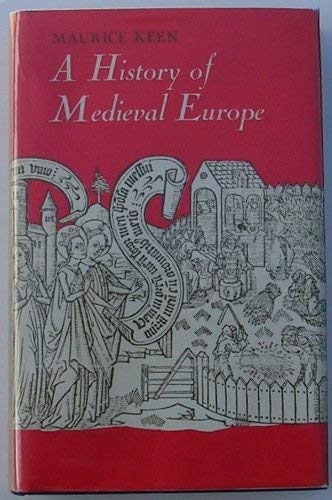 9780710028990: A history of medieval Europe