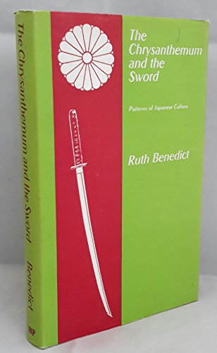 9780710029638: Chrysanthemum and the Sword: Patterns of Japanese Culture