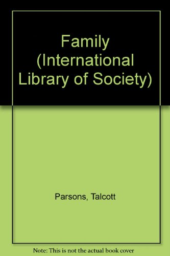 9780710033505: Family (International Library of Society)