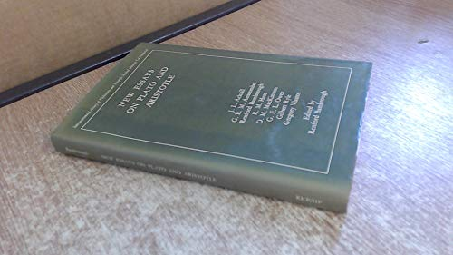 new essays plato aristotle by bambrough abebooks new essays on plato and aristotle international