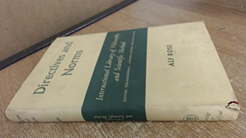 Directives and Norms: Alf Ross