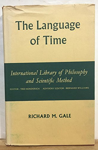 9780710036377: Language of Time (International Library of Philosophy)