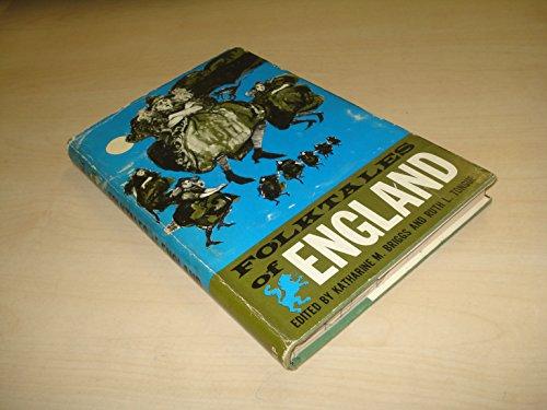 9780710038661: Folk Tales of England