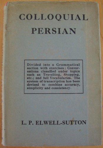 9780710043276: Colloquial Persian