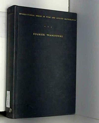 Fourier Transforms (Library of Mathematics): Sneddon, Ian N.