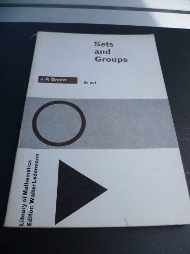 9780710043566: Sets and Groups (Lib. of Maths.) (Library of Mathematics)