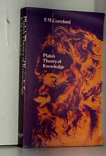 9780710046086: Plato's Theory of Knowledge
