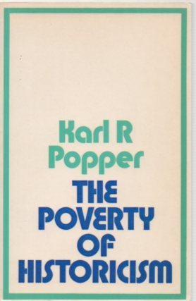 9780710046161: Poverty of Historicism