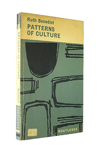 9780710046185: Patterns of Culture