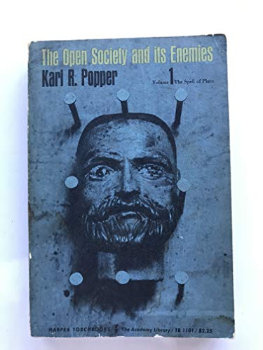 9780710046253: The Open Society and Its Enemies Volume 1 Plato