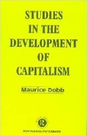 9780710046352: Studies in the Development of Capitalism