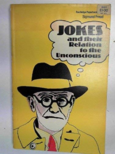 9780710046598: Jokes and Their Relation to the Unconscious