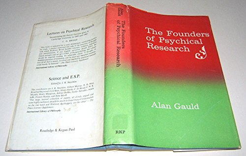 9780710060679: Founders of Psychical Research