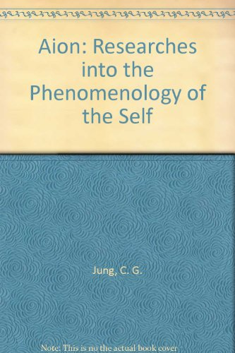 Aion. Researches into the Phenomenology of the Self.: C. G. Jung. R. F. C. Hull (Translator).