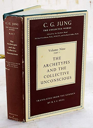 9780710062956: The Collected Works of C. J. Jung, Vol. 9, Part1: The Archetypes and the Collective Unconscious