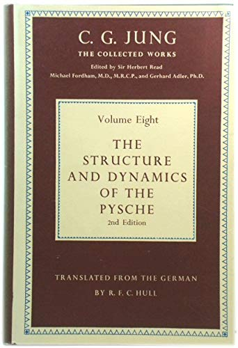 9780710062963: Structure and Dynamics of the Psyche