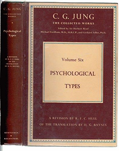 9780710062994: Psychological Types