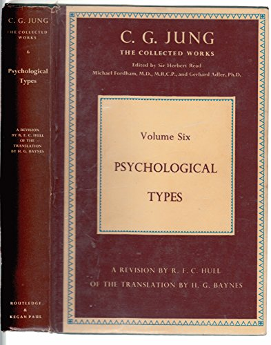 9780710062994: Psychological Types (Collected Works of C.G. Jung) [Hardcover