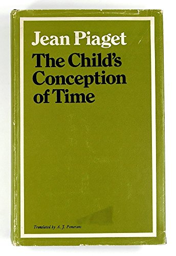 9780710063588: Child's Conception of Time
