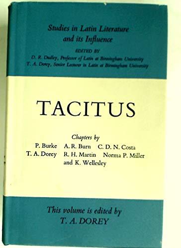 Tacitus.: Dorey, T A [Ed]