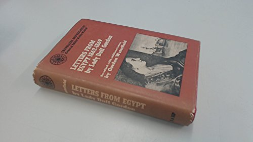 9780710064585: Letters from Egypt, 1862-69 (Travellers & Explorers)