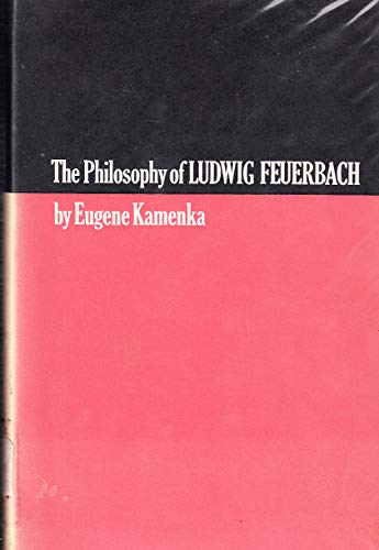 9780710065933: The philosophy of Ludwig Feuerbach
