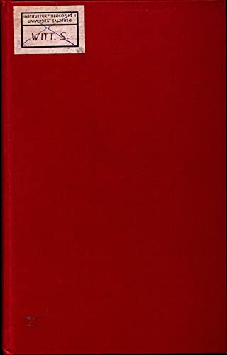 Discussions of Wittgenstein: Rhees, Rush
