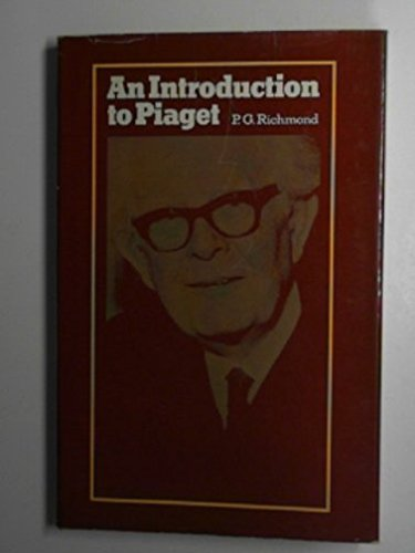 9780710066527: Introduction to Piaget