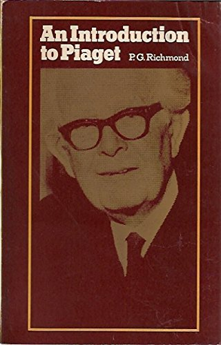 9780710067395: An Introduction to Piaget