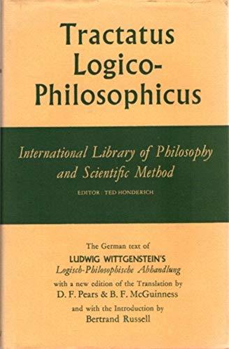 Prototractatus: Wittgenstein, Ludwig