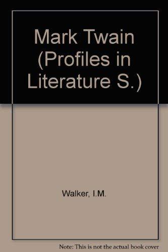 9780710068132: Mark Twain (Profiles in Literature S.)