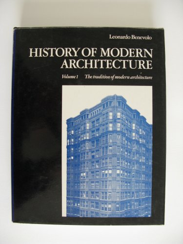 9780710068873: History of Modern Architecture