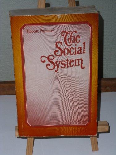 9780710069023: Social System