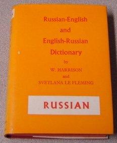 9780710069603: Russian-English, English-Russian Dictionary