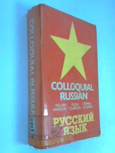 9780710070210: Colloquial Russian