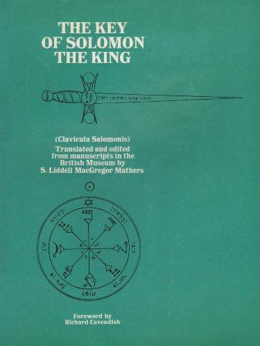 9780710073242: Key of Solomon the King