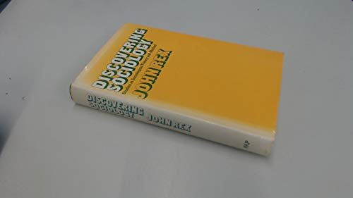 9780710074119: Discovering Sociology