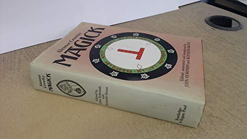 9780710074232: Magick