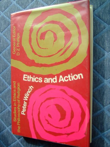 9780710074386: Ethics and Action