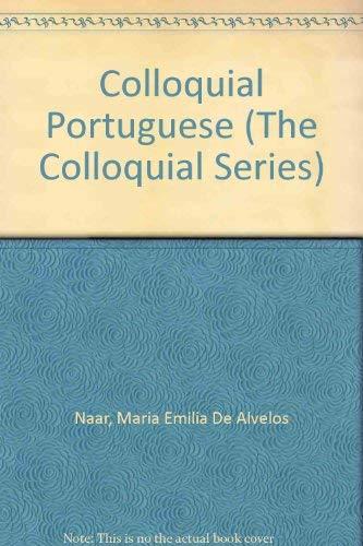 9780710074508: Colloquial Portuguese (The Colloquial Series) (English and Portuguese Edition)