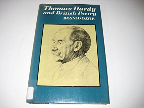 9780710075307: Thomas Hardy and British Poetry