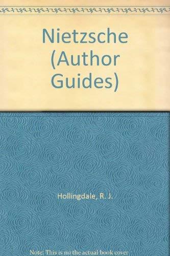9780710075635: Nietzsche (Author Guides)
