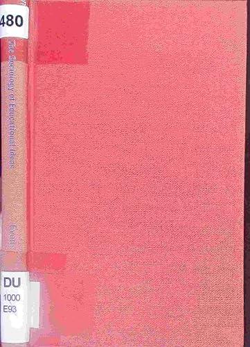 The Sociology of Educational Ideas.: Evetts, Julia