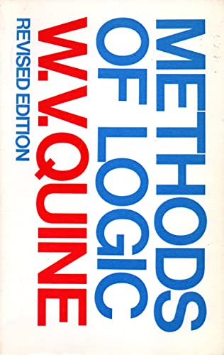9780710077806: Methods of Logic