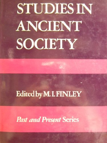 9780710077813: Studies in Ancient Society (Past & Present)