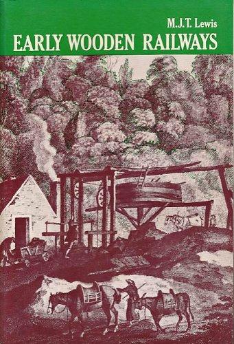 9780710078186: Early Wooden Railways