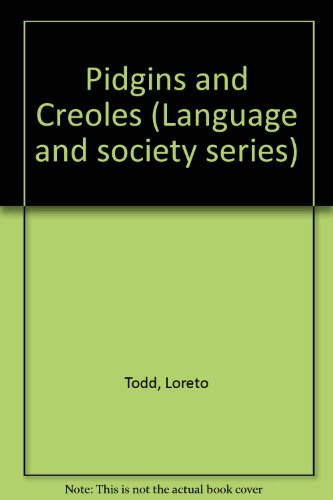 9780710078650: Pidgins and Creoles (Language and society)